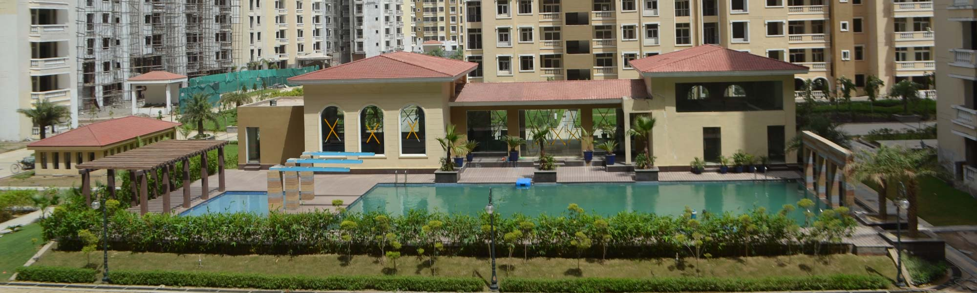 2bhk Residential Ready To Move Apartment For In Amrapali Zodiac Noida Fairpockets